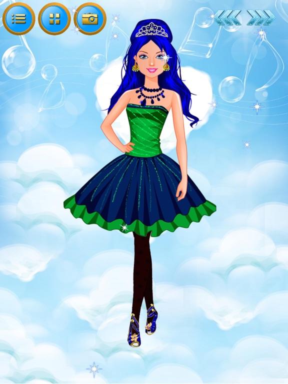 Princess Beauty Salon , Spa, Makeover, Dressup - free girls game.のおすすめ画像2