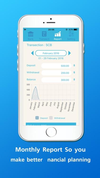 My Bank Account screenshot-3