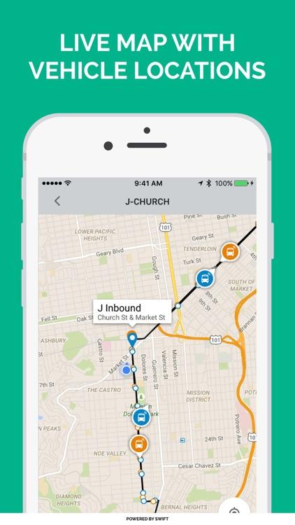 Swiftly: Real-Time Transit App screenshot-4