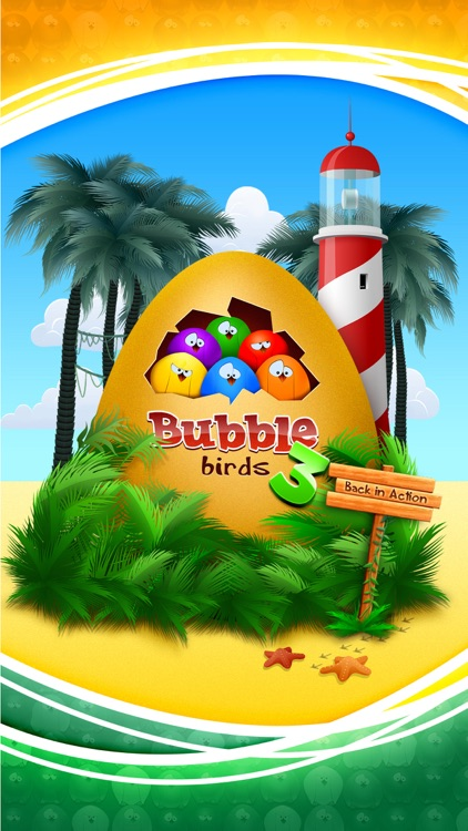 Bubble Birds 3 - Match 3 Puzzle Shooter Game screenshot-4