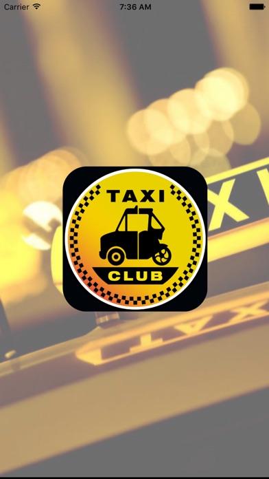 Taxi-Club screenshot one