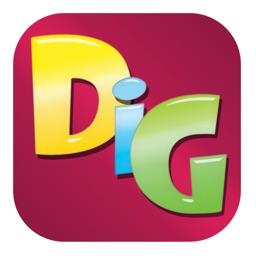 DIG Letter People Games