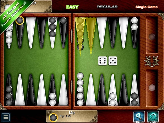 Backgammon HD Screenshot
