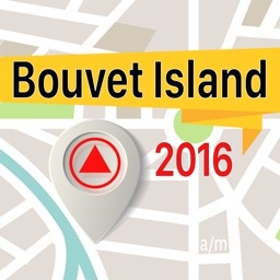 Bouvet Island Offline Map Navigator and Guide