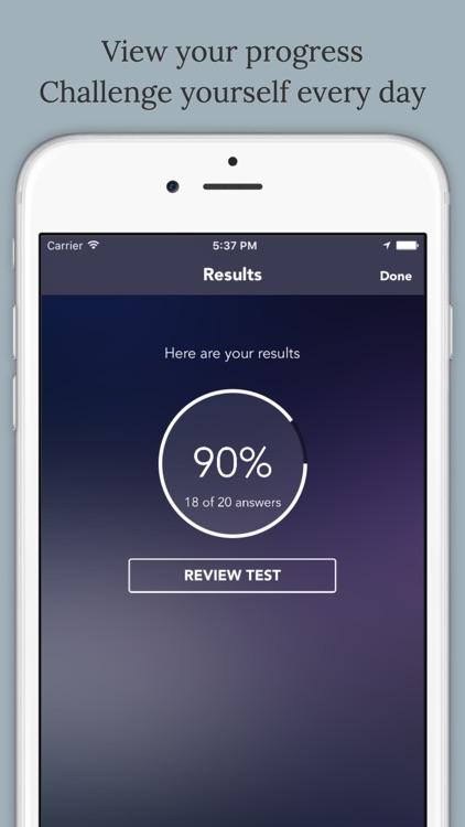 GED(General Educational Development) Test Prep screenshot-3