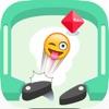 弹球射手-搞笑表情图版 儿童经典益智重力感应游戏 堪比贪吃蛇俄罗斯方块祖玛的怀旧游戏
