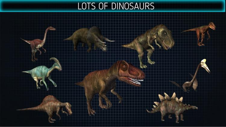 Dinosaur Hunter: Jurassic Jungle screenshot-4