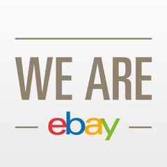 We are eBay