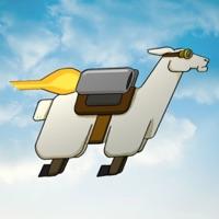 Codes for Flappy Rocket Llama Hack