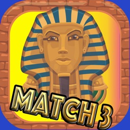 Egypt Crush -  Hieroglyphic Scriptures From the  Pharaoh Tut Shrine In Luxor - Free Match 3 Game