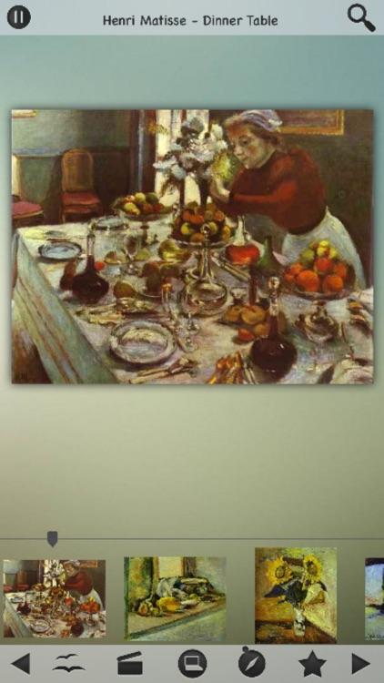 Matisse Art Gallery screenshot-3