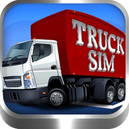 Truck Sim - Free 3D Parking Simulator Game
