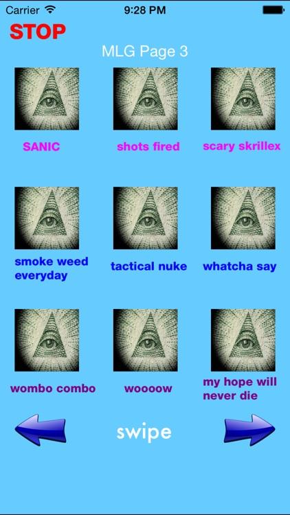Illuminati Soundboard