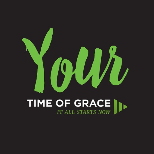 Your Time of Grace