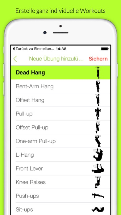 Screenshot for Boulder Trainer in Germany App Store