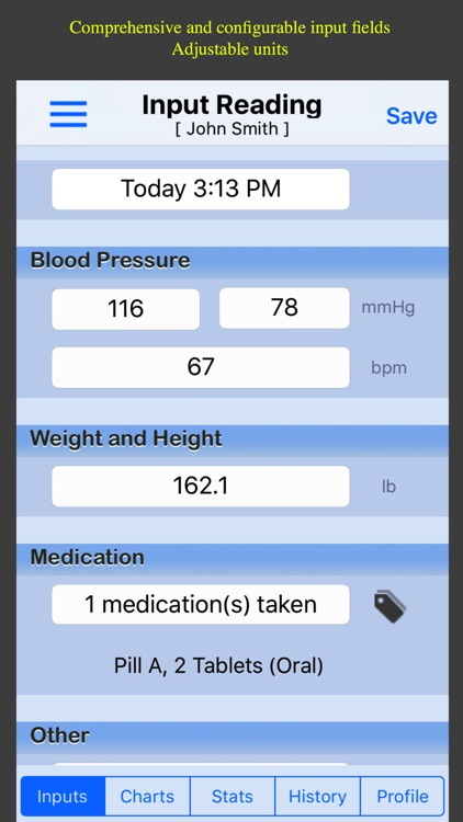 Blood Pressure Monitor - Pro screenshot-0