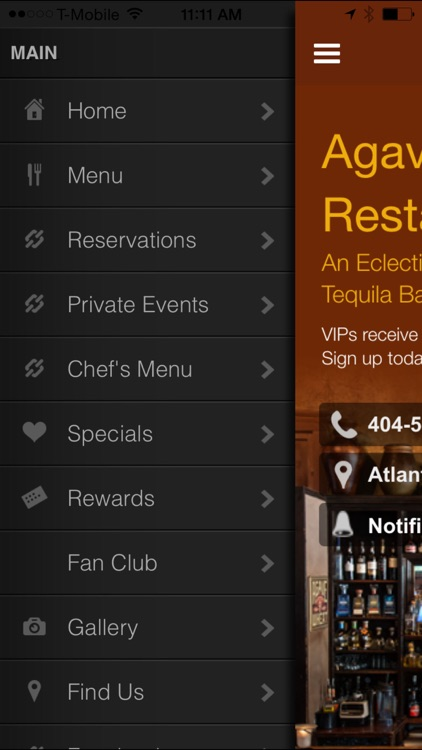 Agave Restaurant screenshot-1