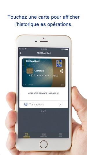73d4d0c4a69e Portefeuille RBC dans l App Store