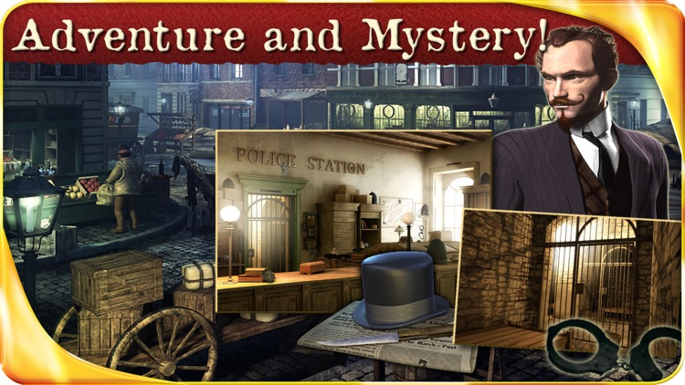 Jack the Ripper : Letters from Hell - Extended Edition – A Hidden Object Adventure screenshot-4