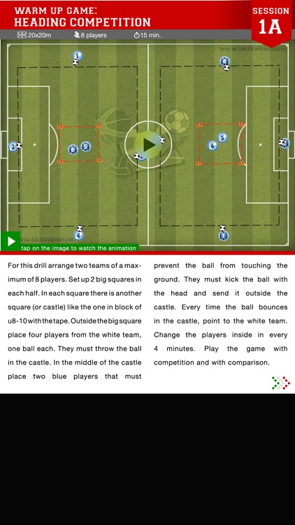 Teaching Soccer Italian Style U10-U12 screenshot-4