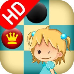 Checkers for Kids HD