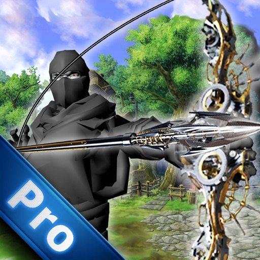 A Secret Ninja Arrow PRO - Archery Tournament Revange