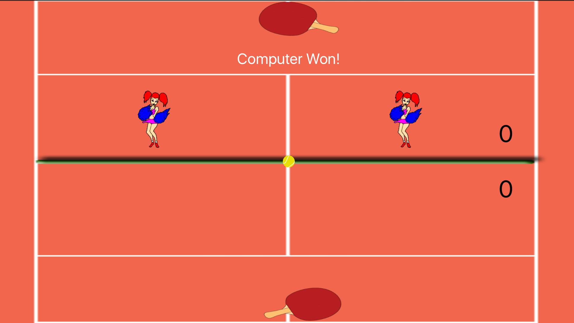 Table Tennis For TV screenshot 1