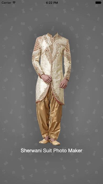 Sherwani Suit Photo Editor & Maker HD