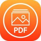 Photo to PDF - Make PDF icon