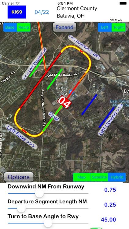 CFI Tools Traffic Patterns