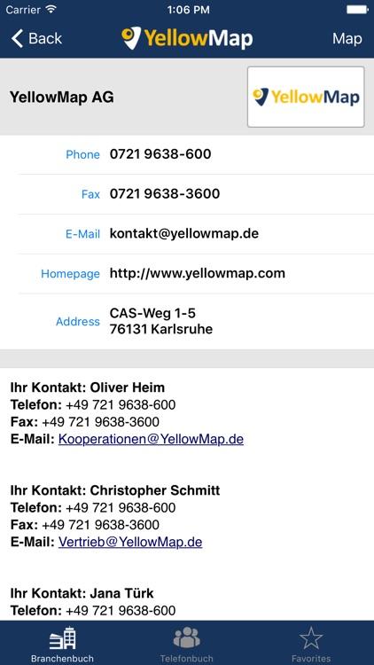 YellowMap screenshot-3