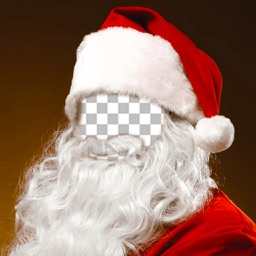 Xmas Face Montage Effects - Change Yr Face with Dozens of Elf & Santa Claus Looks