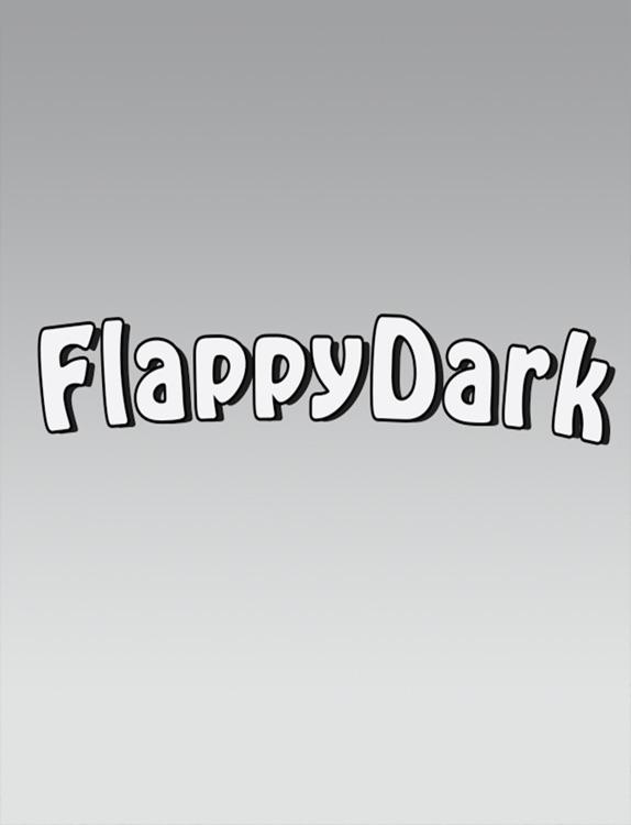 Flappy Dark Bird for iPad screenshot-4