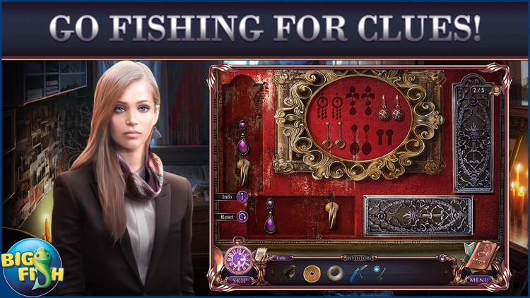 Grim Tales: The Final Suspect - A Hidden Object Mystery