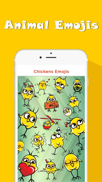 Animal Emojis screenshot-3