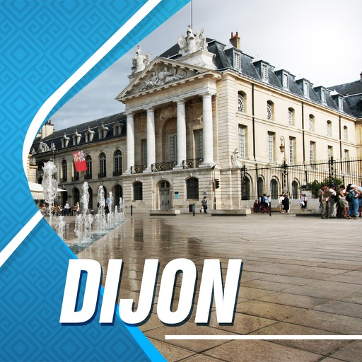 Dijon City Offline Travel Guide