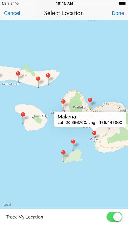 Hawaii Tide Times screenshot-3