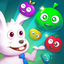 Fruit Splash Extreme: FREE Fruit Line Connect Match-3 Puzzle Game