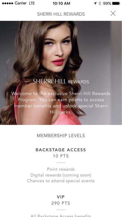 Sherri Hill Fashion