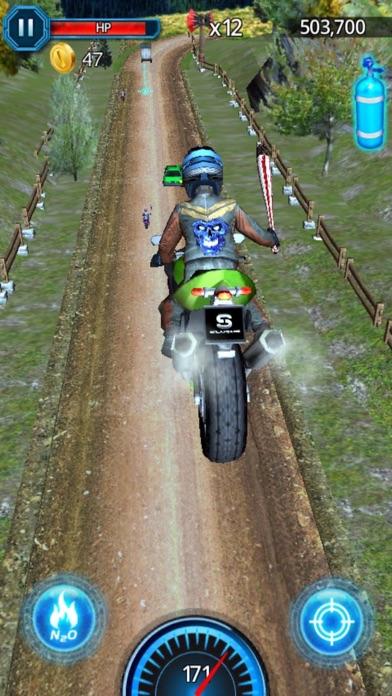 Nitro 3D Moto Bike Race: Traffic Road Racing Bravo Racer