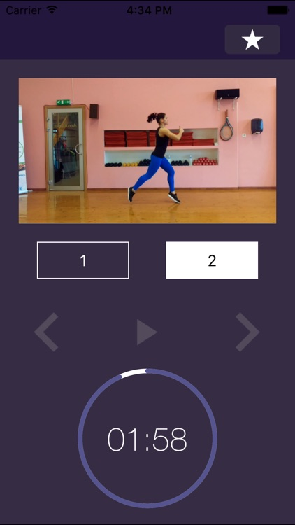 Fat Burning Workout – Physical Exercise to Lose Weight and Burn Calories with Body Weight Training Routine screenshot-3