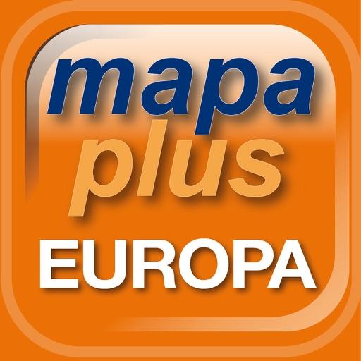 Europa Mapa Plus By Solaris Comunicacion