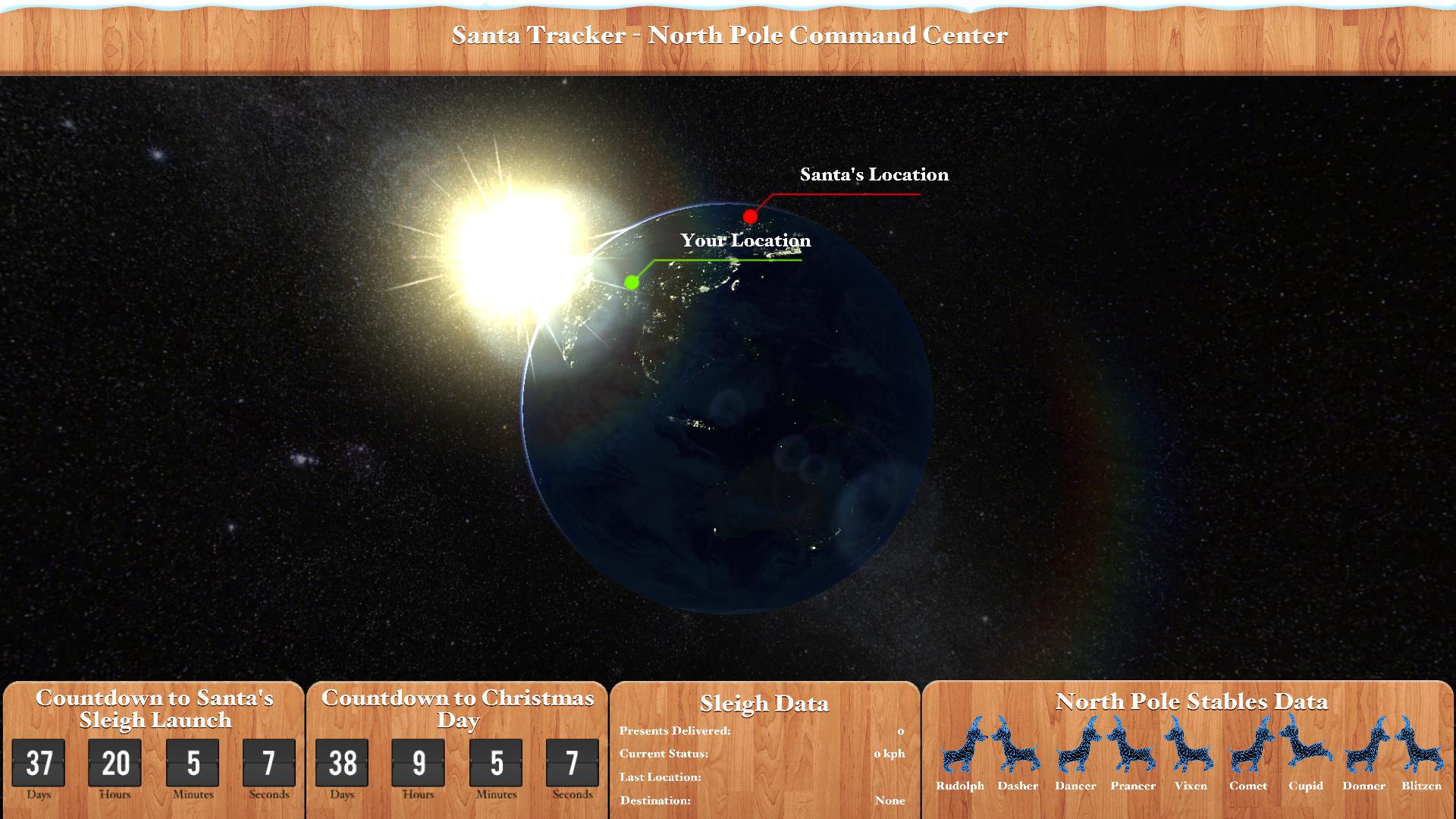 Santa Video Call & Tracker™ screenshot 11