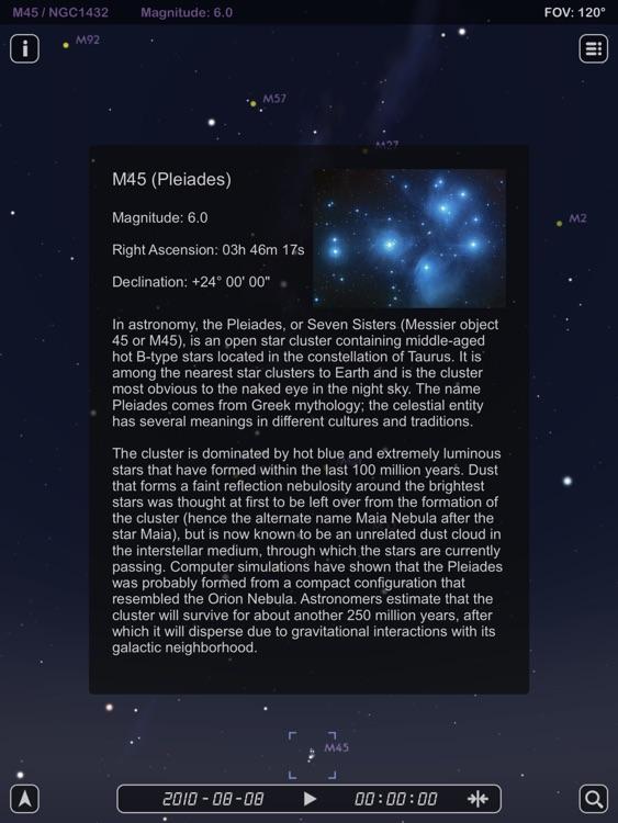 Star Rover HD - Stargazing and Night Sky Watching screenshot-4