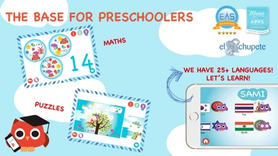 Screenshot #5 for Sami Apps - Kids Education Apps