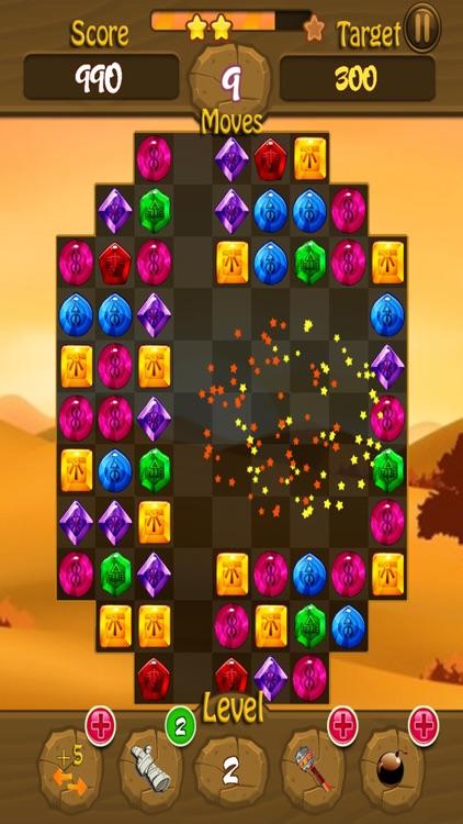Pyramid Jewel & Temple Gems screenshot-3