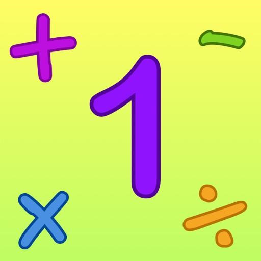 Kids Math Fun — First Grade
