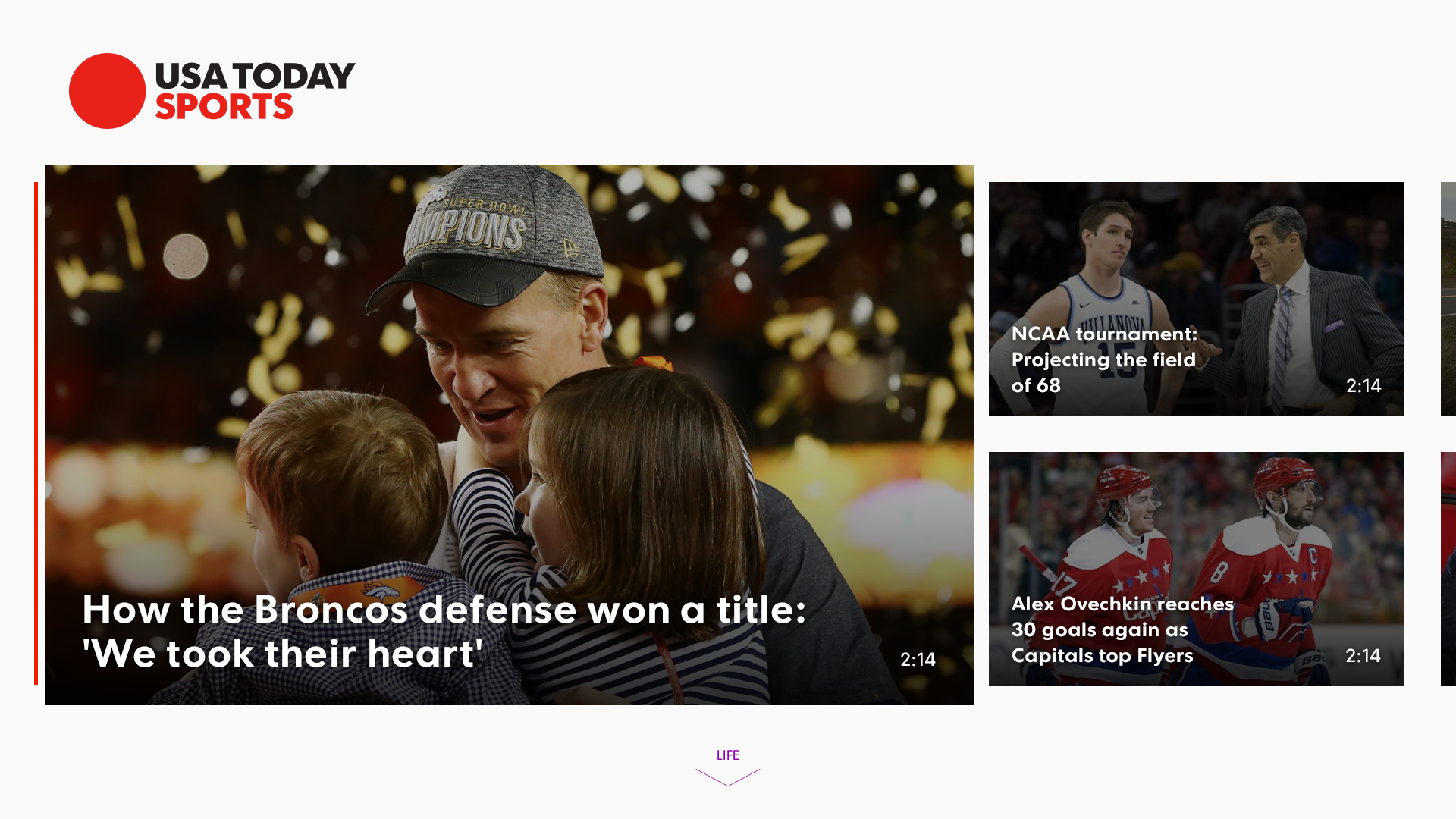 USA TODAY - News: Personalized screenshot 15