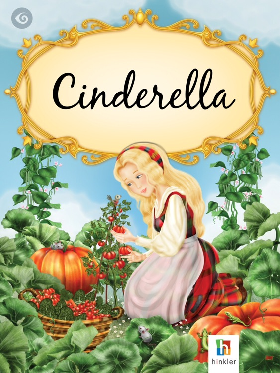 Cinderella: A Magic Fairy Tale Story Book for Kids