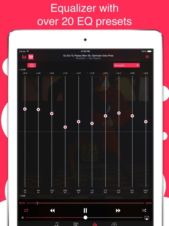 Screenshot #3 for Stream - Cloud Music Player